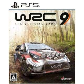 WRC9 FIA ワールドラリーチャンピオンシップ 【PS5】
