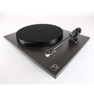 レコードプレーヤー(50Hz地域専用) ブラック PLANAR1MK2-BLACK/50HZ