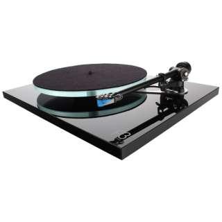 レコードプレーヤー(60HZ地域専用) カートリッジ付 ブラック PLANAR3MK2-BLACK-WITH-ELYS2/60HZ