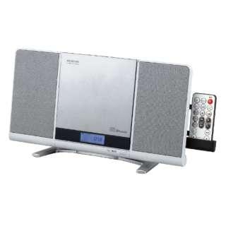 CDラジオ SDB4345W ホワイト [Bluetooth対応 /ワイドFM対応] ホワイト SDB4345W [Bluetooth対応 /ワイドFM対応 /CDラジカセ]