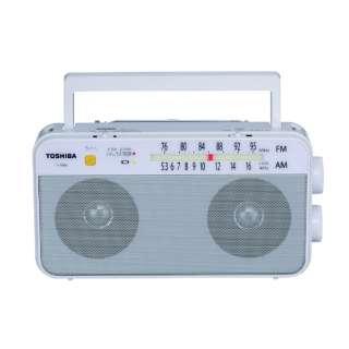 AM/FMステレオホームラジオ ホワイト TY-AR66-W