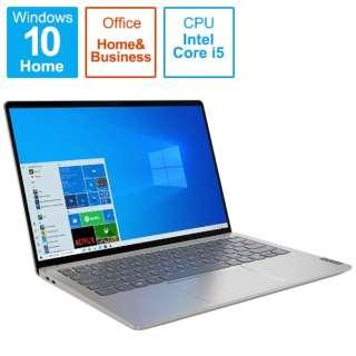 82H1002DJP IdeaPad S540 プラチナグレー「13.3型/Core i5-1135G7/Iris Xe/SSD 512GB(PCIe NVMe/M.2)/メモリ 8GB/Windows 10 Home 64bit (日本語版)/2021年6月モデル」 ライトシルバー 82H1002DJP
