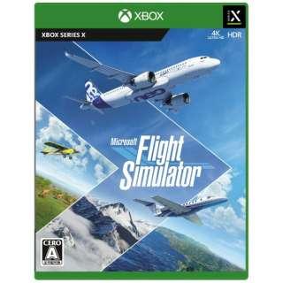 Microsoft Flight Simulator Standard Edition 【Xbox Series X ゲームソフト】