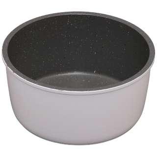 ダイヤモンドコートパン マーブル なべ 16cm ISN-P16 [16cm /IH対応]