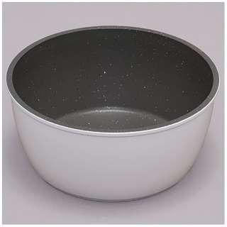 ダイヤモンドコートパン マーブル なべ 20cm ISN-P20 [20cm /IH対応]