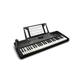 スピーカー内蔵ポータブルキーボード [54鍵盤] Harmony54