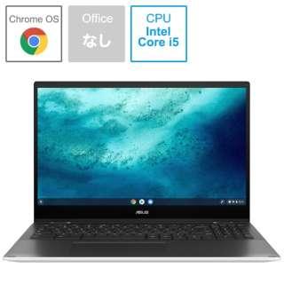ノートパソコン Chromebook Flip CX5 ホワイト CX5500FEA-E60082 [15.6型 /intel Core i5 /メモリ:8GB /SSD:256GB /2021年6月モデル]