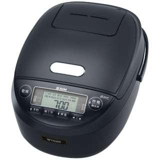 炊飯器 モーブブラック JPK-T100KV [5.5合 /圧力IH]