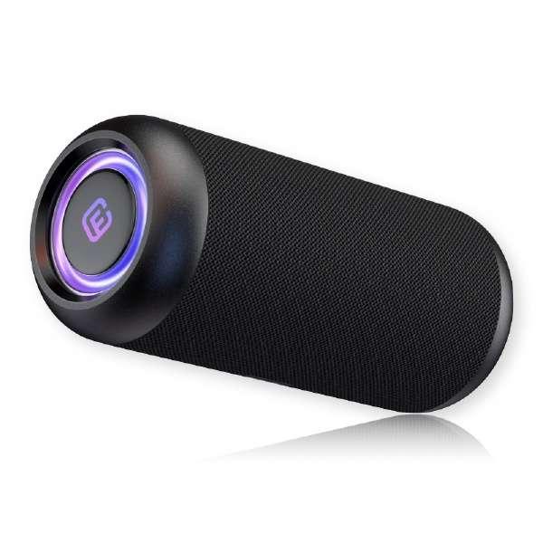 ブルートゥーススピーカー 40s ブラック FSBTS102CW1L [防水 /Bluetooth対応]