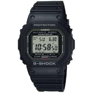 【ソーラー電波時計】G-SHOCK(Gショック) GW-5000U-1JF