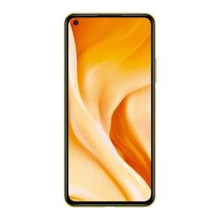 【おサイフケータイ】Xiaomi Mi 11 Lite 5G シトラスイエロー「Mi11Lite5GCitrusYellow」Snapdragon 780 6.55型 メモリ/ストレージ: 6GB/128GB nanoSIM×2 DSDV対応ドコモ / au / ソフトバンクSIM対応 SIMフリースマートフォン
