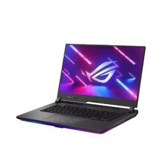 ゲーミングノートパソコン ROG Strix G15 G513QR エクリプスグレー G513QR-R9XR3070ECG [15.6型 /AMD Ryzen 9 /メモリ:16GB /SSD:1TB /2021年7月モデル]