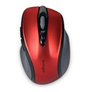 マウス Pro Fit ルビーレッド K72422JP [光学式 /無線(ワイヤレス) /USB]