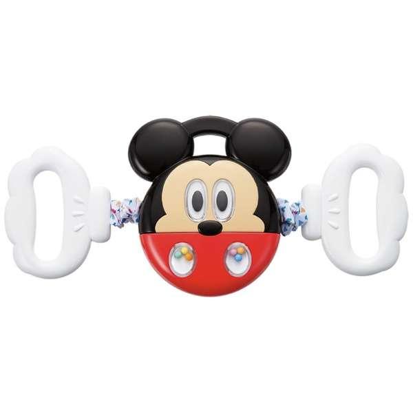 カラダ知育 ぶるぶるストレッチ ミッキーマウス
