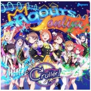 Aqours/ KU-RU-KU-RU Cruller!(Blu-ray Disc付) 【CD】
