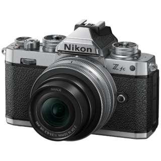 Nikon Z fc ミラーレス一眼カメラ 16-50 VR SL レンズキット [ズームレンズ]