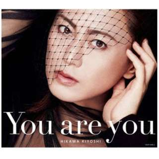 氷川きよし/ You are you 初回完全限定スペシャル盤(Aタイプ) 【CD】