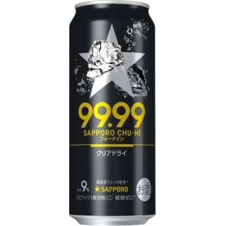 99.99(フォーナイン) クリアドライ 500ml 24本【缶チューハイ】