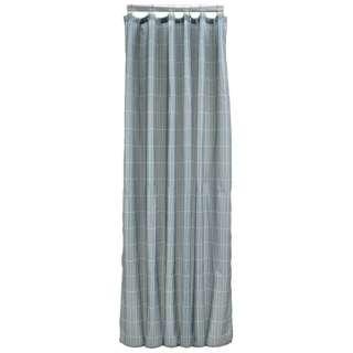 シャワーカーテン TILES カメオブルー 332071