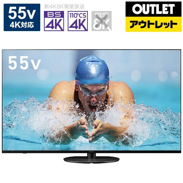 液晶テレビ VIERA(ビエラ) TH-55HX900 [55V型 /4K対応 /BS・CS 4Kチューナー内蔵 /YouTube対応 /Bluetooth対応]
