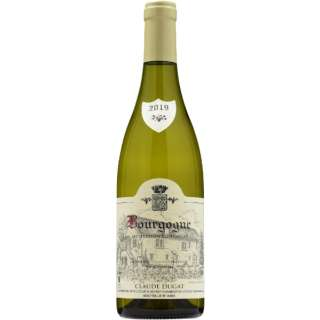 [正規品] クロード・デュガ ブルゴーニュ ブラン 2019 750ml【白ワイン】
