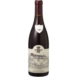[正規品] クロード・デュガ ブルゴーニュ ルージュ 2019 750ml【赤ワイン】
