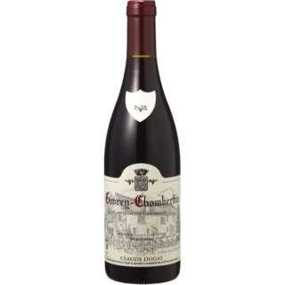 [正規品] クロード・デュガ ジュヴレ・シャンベルタン 2019 750ml【赤ワイン】