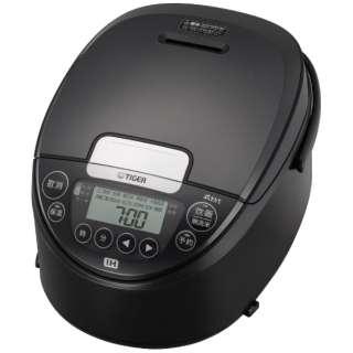 炊飯器 ダークグレー JPW-B100HD [5.5合 /IH]