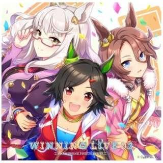 (ゲーム・ミュージック)/ 『ウマ娘 プリティーダービー』WINNING LIVE 02 【CD】