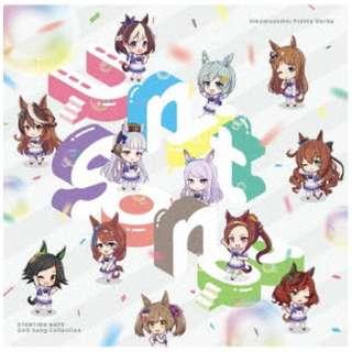 (ゲーム・ミュージック)/ 『ウマ娘 プリティーダービー』 STARTING GATE Unit Song Collection 【CD】
