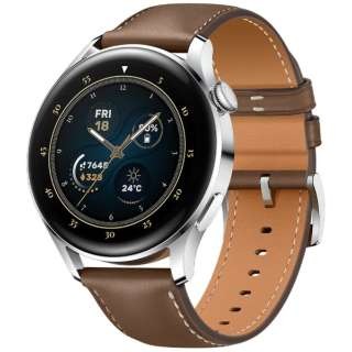 HUAWEI WATCH 3/Stainless Steel