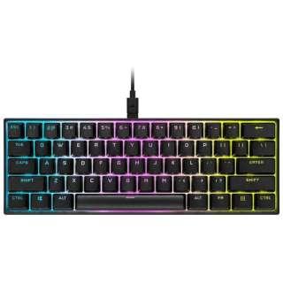 ゲーミングキーボード K65 RGB MINI(英語配列) CH-9194014-NA [有線 /USB]