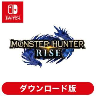 モンスターハンター ライズ 【Switchソフト ダウンロード版】