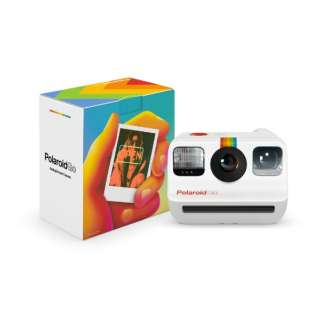 Polaroid Go Analog Instant Camera - White Polaroid