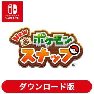 New ポケモンスナップ 【Switchソフト ダウンロード版】