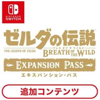 [Switch用追加コンテンツ]  ゼルダの伝説 ブレス オブ ザ ワイルド エキスパンション・パス 【Switchソフト ダウンロード版】