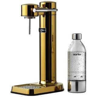 AA1204 炭酸水メーカー Carbonator 3(カーボネーター3) ブラスゴールド