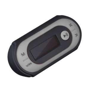 デジタルオーディオプレーヤー KANA Sport グレー GH-KANAWPA16-GY [16GB]