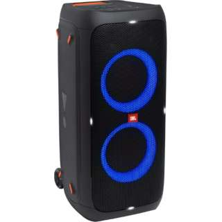ブルートゥーススピーカー ブラック JBLPARTYBOX310JN [防水 /Bluetooth対応]