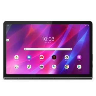 ZA8W0074JP Androidタブレット Yoga Tab 11 ストームグレー [11型ワイド /Wi-Fiモデル /ストレージ:128GB]
