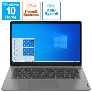 82KT00CFWR ノートパソコン IdeaPad Slim 360 アークティックグレー [14.0型 /AMD Ryzen 5 /メモリ:8GB /SSD:512GB /2021年8月モデル]