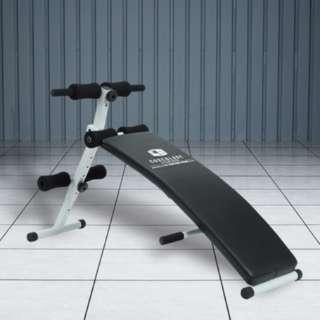 トレーニングマシン 腹筋アーチベンチ(W55×D123~132×H64~78cm)FR20SHA015 【キャンセル・返品不可】