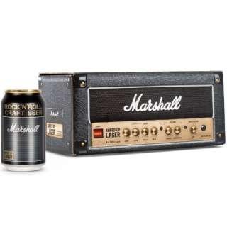 [数量限定] マーシャル アンプアップラガー 330ml 8本【ビール】