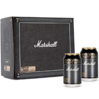 [数量限定] マーシャル アンプアップラガー 330ml 16本【ビール】