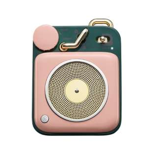 ブルートゥーススピーカー Button Sakura pink BUTTONSAKURAPINK [Bluetooth対応]