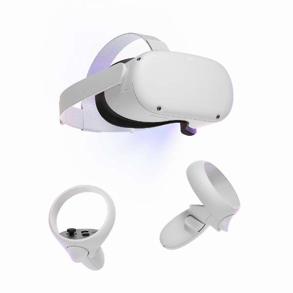Oculus Quest 2 128GB [899-00183-02] ライトグレー