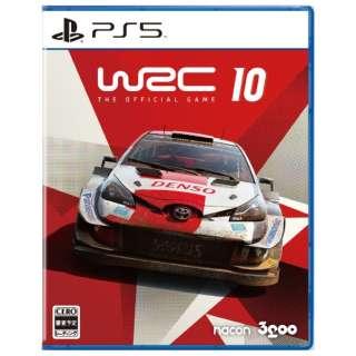 WRC 10 FIA 世界ラリー選手権 【PS5】