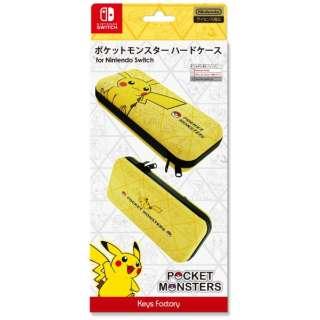 ポケットモンスター ハードケース for Nintendo Switch CHC-005-1 【Switch】