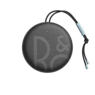 ブルートゥーススピーカー アンスラサイトゥ・オクスジン BEOSOUND-A1-2ND-GEN-ANTHRACITE-OXYGEN [Bluetooth対応]