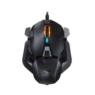ゲーミングマウス DualBlader CGR-800M [光学式 /有線 /12ボタン /USB]